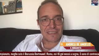 Le ultime sullo stadio della Roma con Andrea De Angelis | Il Romanista TV