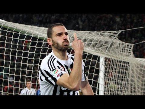 Leonardo Bonucci - Best goals & skills - Juventus