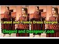 Latest dress design| simple elegant suits| daily wear | catalogue dress designs| punjabi suit style