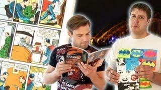 Die besten Comics - MARVEL, DC und Co