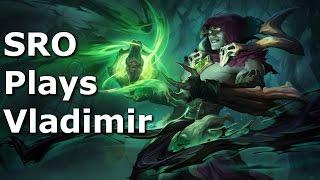 Vladimir Top Lane Commentary - Season 6 - League of Legends