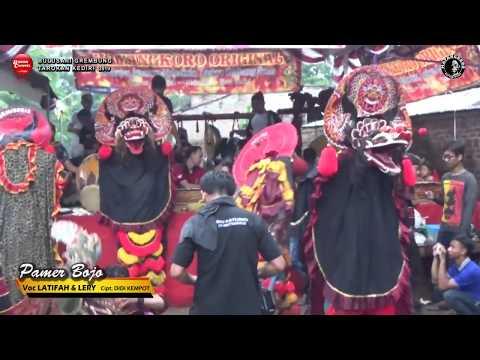 PAMER BOJO Cover Voc LATIFAH & LERY == MAYANGKORO ORIGINAL Live TAROKAN 2019