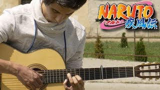 Loneliness - Naruto Shippuden (Fingerstyle Guitar Cover by Albert Gyorfi) [+TABS]