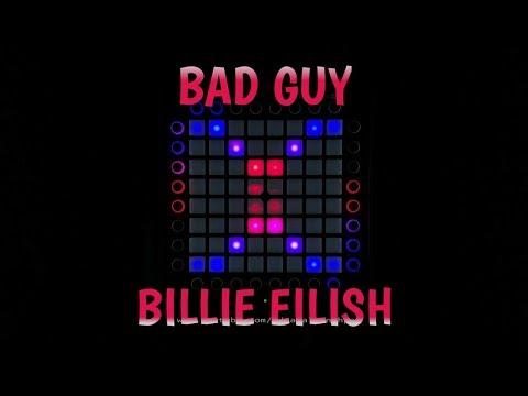 Billie Eilish - Bad Guy (PatrickReza Remix)//Launchpad Performance Unipad
