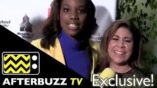 Santana Dempsey @ the MegaChurch Murder Movie Premiere | AfterBuzz TV