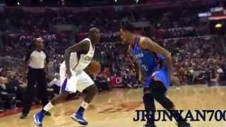 Repeat youtube video NBA nasty crossovers and ankle breakers