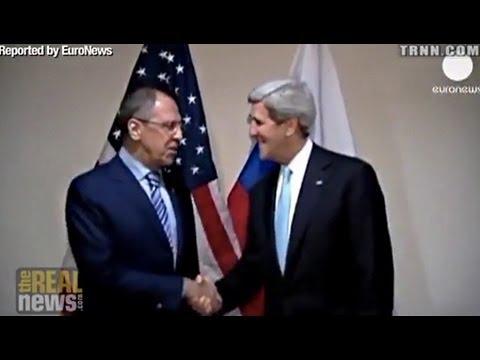 US Strike on Syria Staved Off