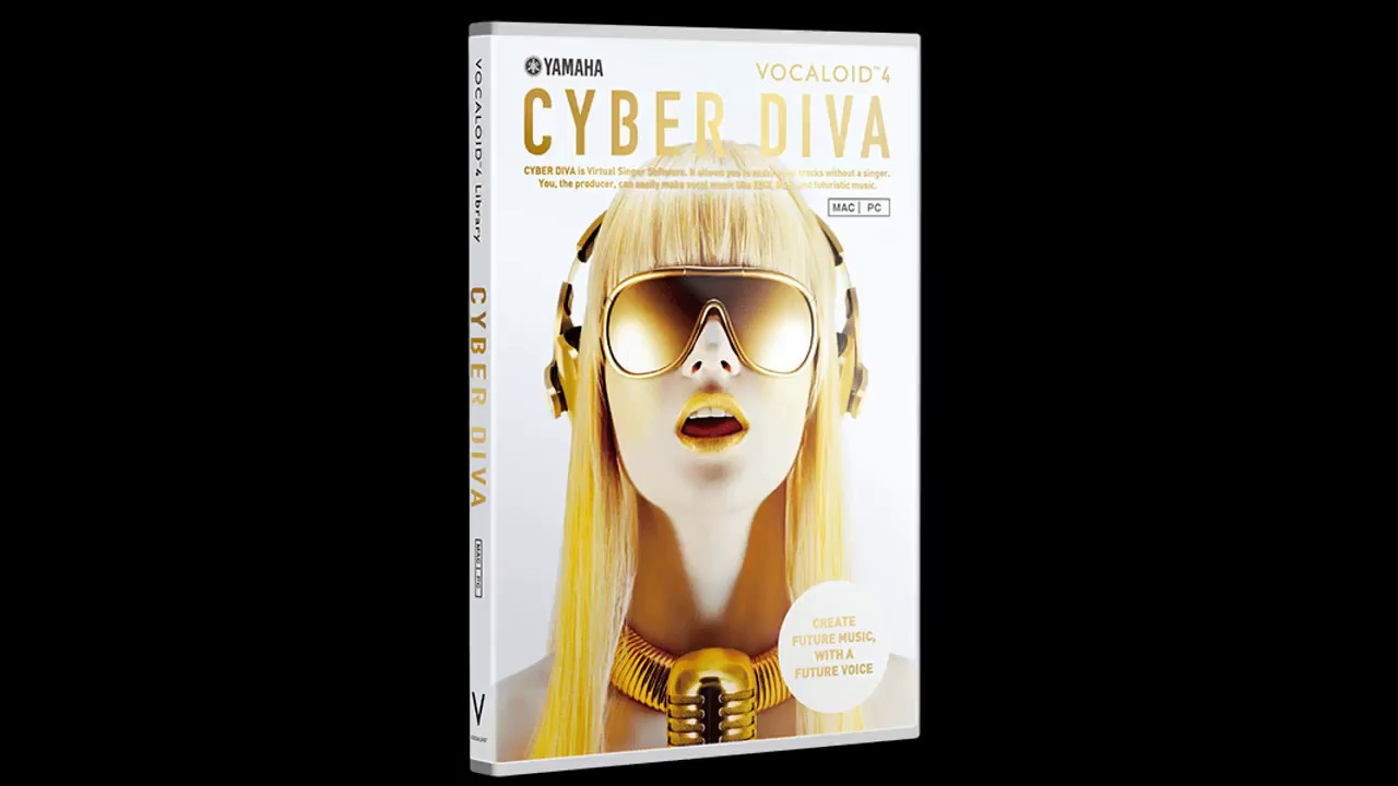Yamaha CYBER DIVA for Vocaloid4 [Free Download]