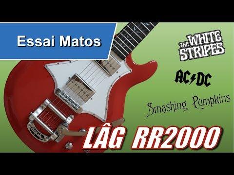 Lag RR2000 test et demo (loop AC DC Thunderstruck)