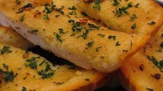 Betty's Basic Garlic Bread