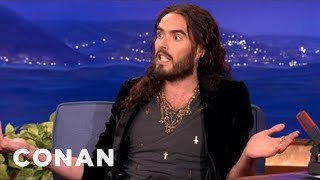 Russell Brand's Plan To Reform Government - CONAN on TBS