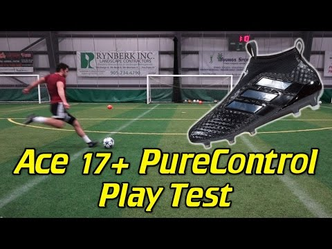 Adidas ACE 17+ PureControl Review - Play Test + Freekicks