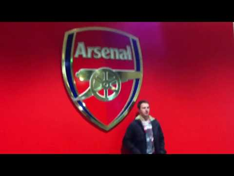 Emirates Stadium Tour (Arsenal)