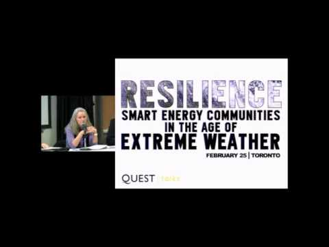 Resilience - Smart Energy Communities in the Age of Extreme Weather