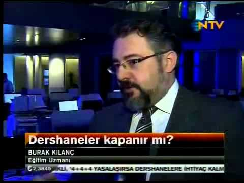 Burak KILANÇ, NTV  YGSnin kaldırılıp liseyi bitirme sınavı getirilmesi planlanıyor 27 Mart 2012