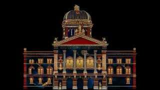 Rendez-vous Bundesplatz 2011: Konstruktion des Bundeshaus
