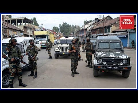 Terror Attack In South Kashmir's Tral Area Leaves 3 Killed