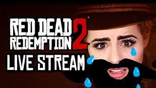 THE END OF RDR2 | RED DEAD REDEMPTION 2 ENDING | LIVE | IT'S CRYING TIME