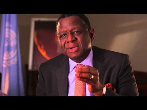 UNFPA Executive Director Babatunde Osotimehin Talks About Obstetric Fistula