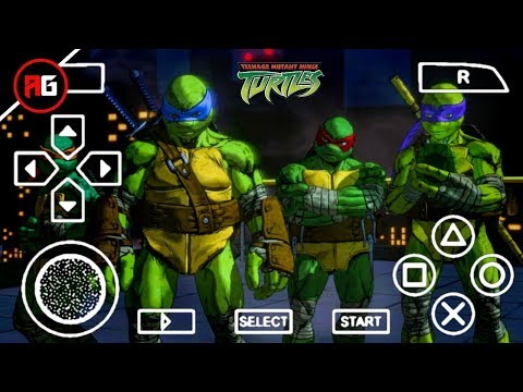 [10 MB] Ninja Turtles Game In Android Download | Teenage Mutant Ninja Turtles Game | High Graphics