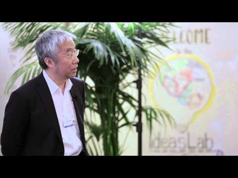 IdeasLab 2014 - Yu Yongding - Restructuring the Chinese Economy