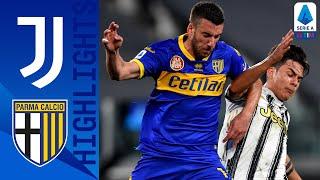 Juventus 3-1 Parma | Alex Sandro e De Ligt firmano il successo bianconero | Serie A TIM