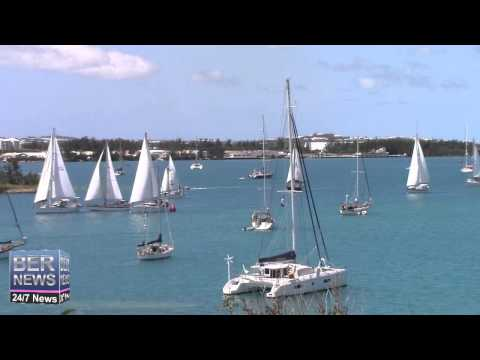 ARC Rally Leaving From St George's Harbour, May 20 2015