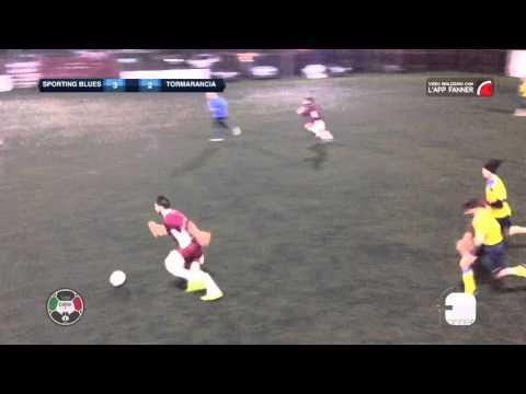 Sporting Blues 646 5-5 Tormarancia MVIII   Serie A2 Sport City - 14ª   Highlights