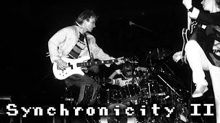 The Police - Synchronicity II INSTRUMENTAL