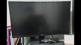 일원동 컴퓨터수리 모니터 화면이 안나와요 클린 후 윈도…