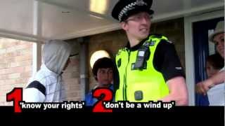 Stop and Search - Know Your Rights