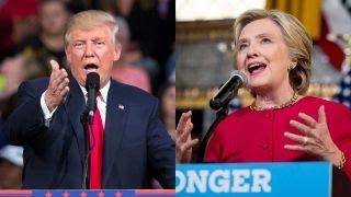 Media battle: Trump tape vs. Wikileaks' Clinton leaks