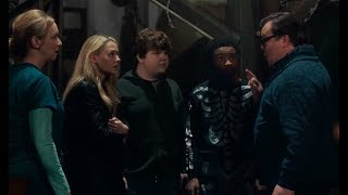 Jack Black Returns in 'Goosebumps 2: Haunted Halloween' as R.L. Stine! [Trailer]