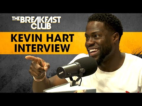 Kevin Hart Speaks On Bill Cosby, Bill Maher & That Time He A