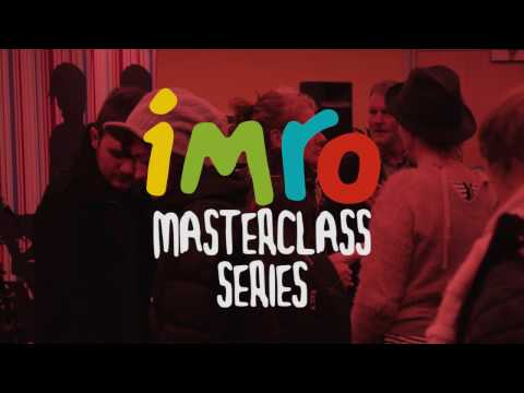 IMRO Songwriting & Production Masterclass with Gerry Leonard
