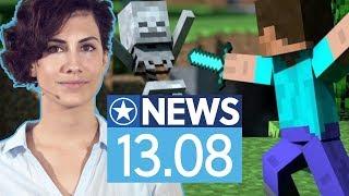 Minecraft bekommt keine offizielle High-Rez Grafik - News