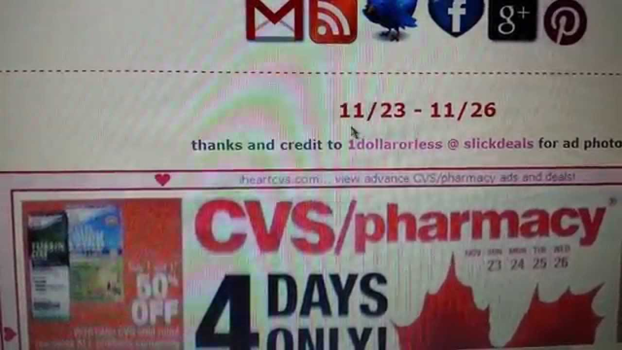 Cvs black friday week ads preview 2014 youtube