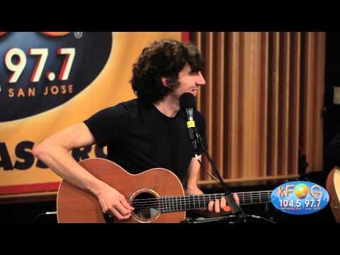 Snow Patrol - Chasing Cars (Live At KFOG Radio)