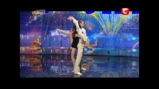 Украина мае талант 5 - Duo Flame