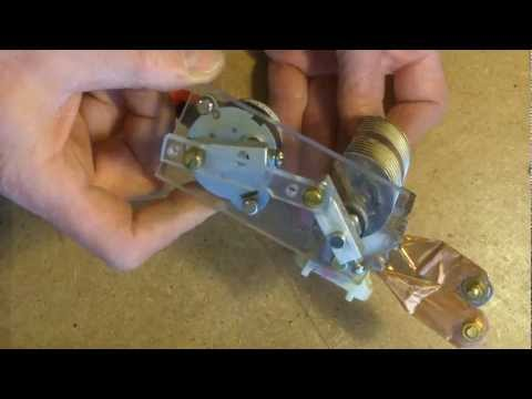 About Radio 65 update on Magnetic Loop Antenna capacitor tuner
