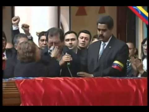 Adán Chávez: Hugo, no te fallaremos