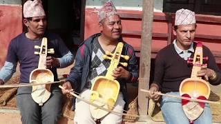 nepali comedy gandharba song by pokhreli magne buda dhurmus