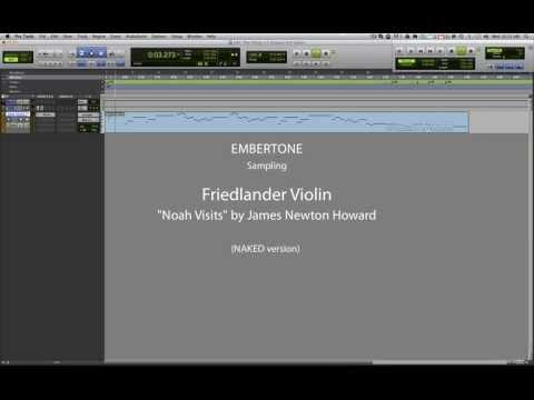 Embertone - Friedlander Violin
