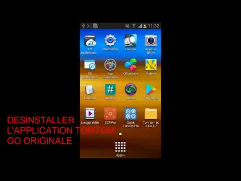 Installer Et Cracker GPS TomTom Navigation V1.7
