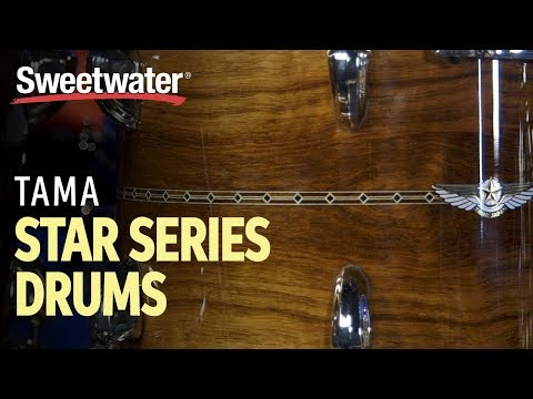 Tama Star Series Drums Demo And Interview With John Palmer