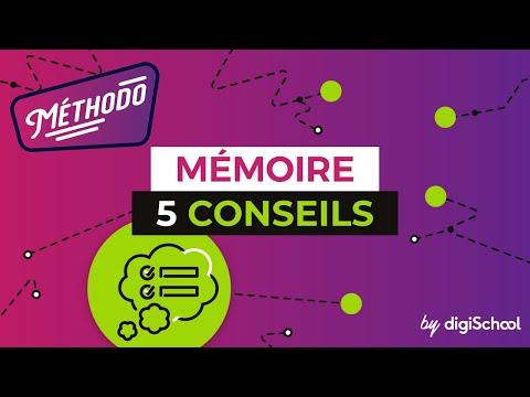 Rédiger son mémoire : 5 conseils - Méthodologie - digiSchool