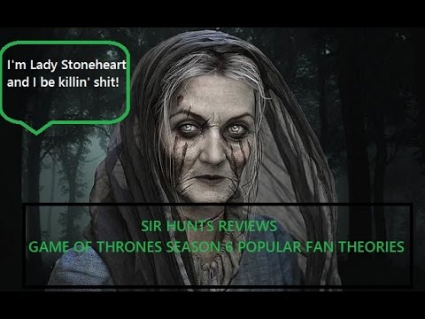 Game Of Thrones Season 6 Fan Theories - YouTube