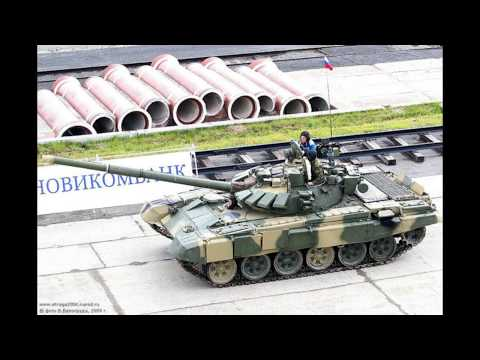 T-72М1(T-72M1M tank demo) with upgrades