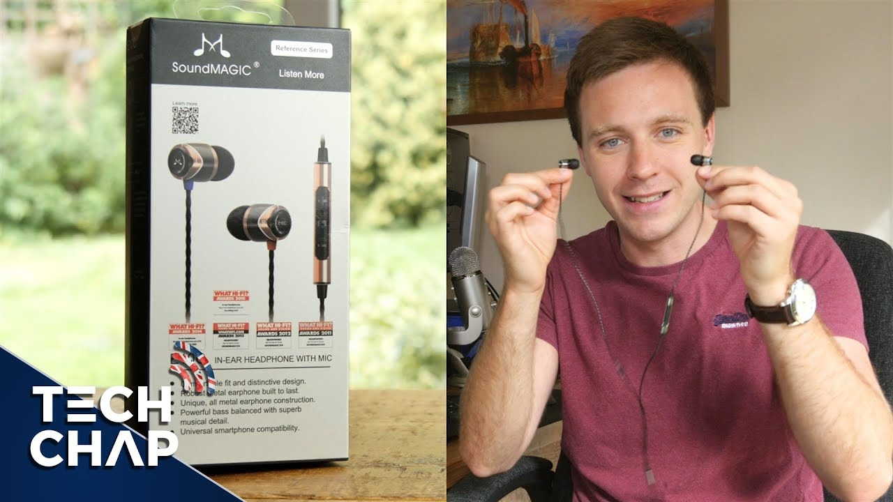 Soundmagic E10c Review The Best Just Got A Bit Better Youtube In Earphone Silver