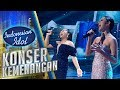 LYODRA X MARIA - NEVER ENOUGH - (Loren Allred)- KONSER KEMENANGAN - Indonesian Idol 2020
